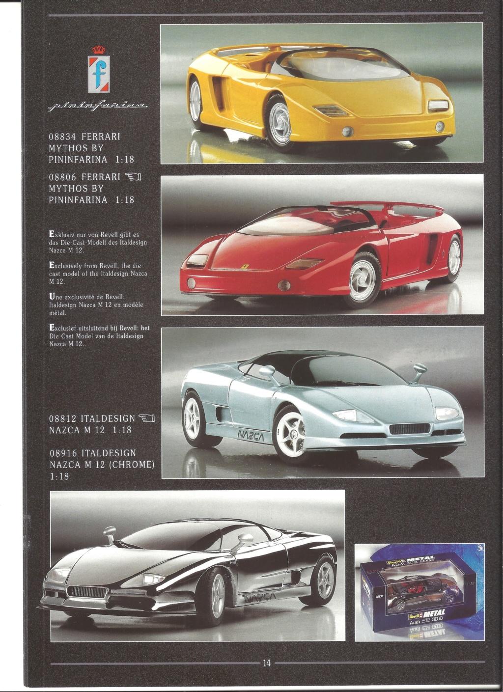[REVELL 1995] Catalogue METAL miniatures 1995  Revell46