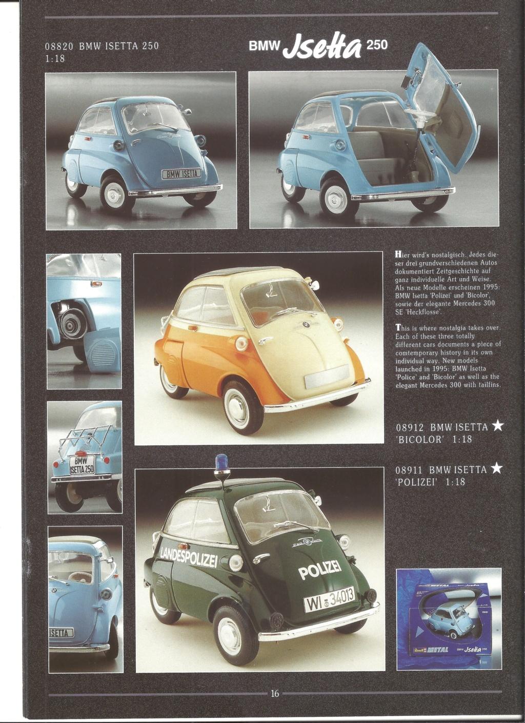 [REVELL 1995] Catalogue METAL miniatures 1995  Revell48