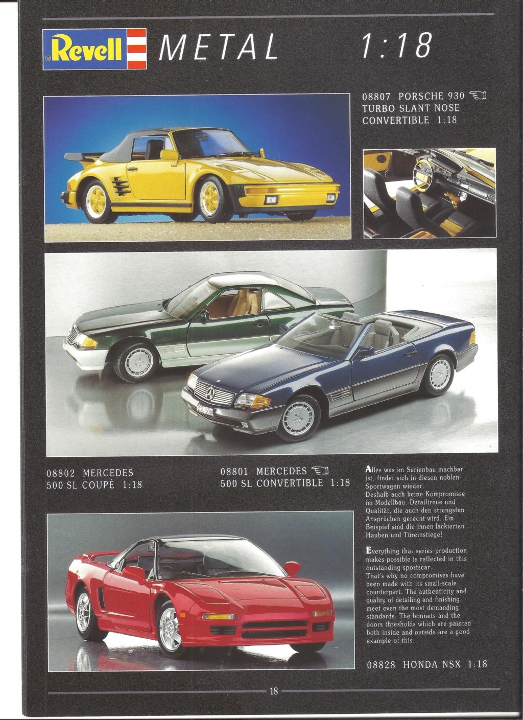 [REVELL 1995] Catalogue METAL miniatures 1995  Revell49