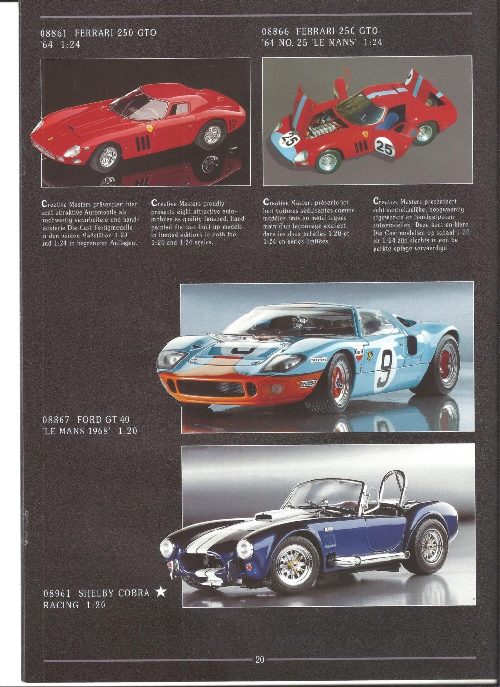 [REVELL 1995] Catalogue METAL miniatures 1995  Revell52