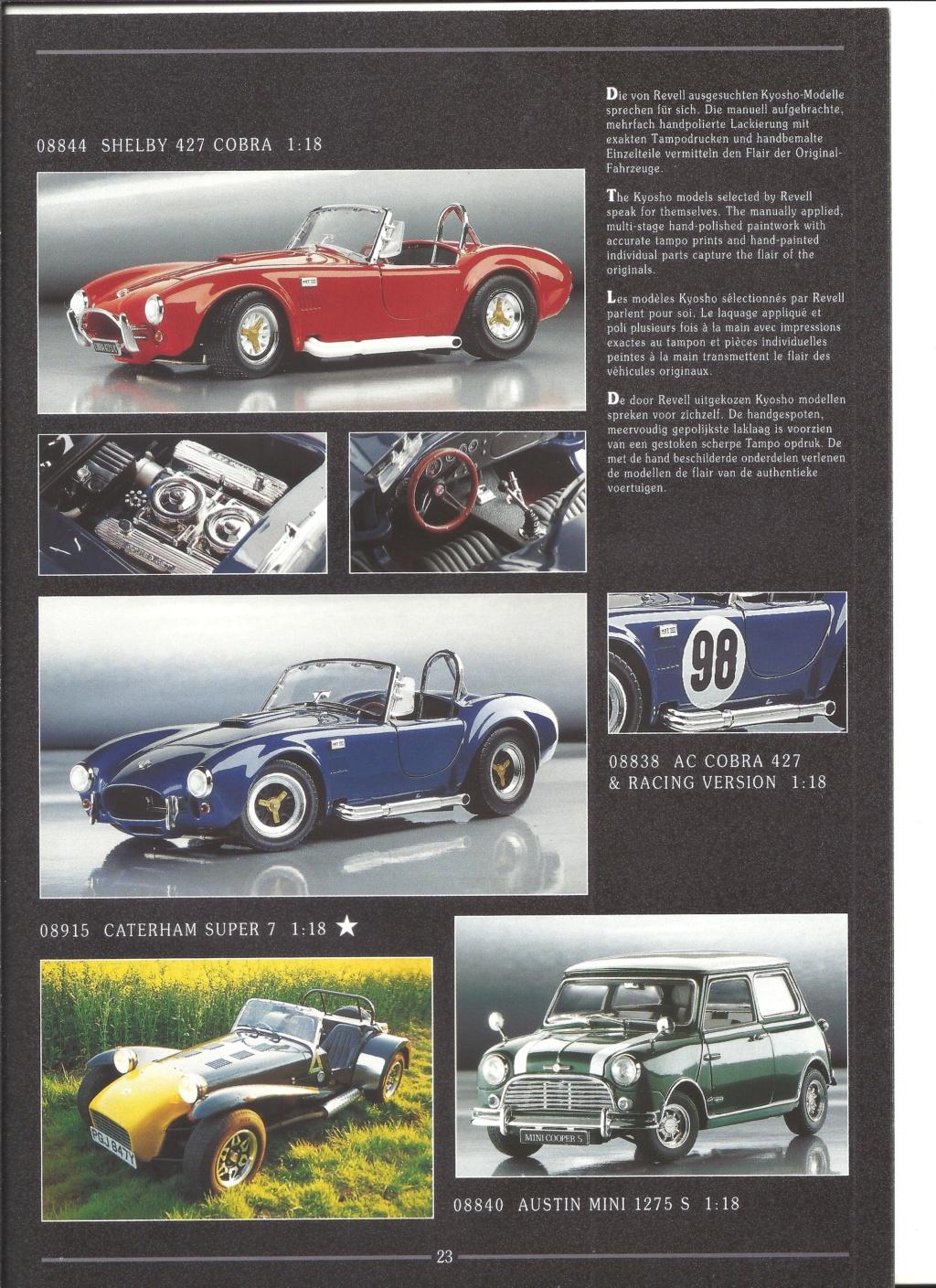 [REVELL 1995] Catalogue METAL miniatures 1995  Revell53