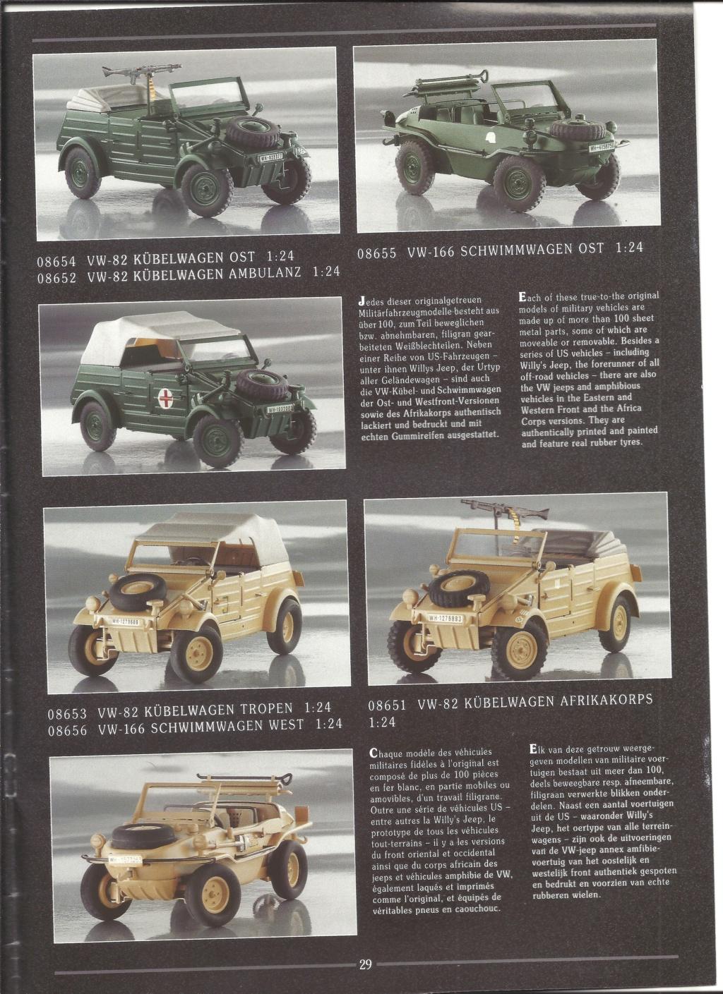 [REVELL 1995] Catalogue METAL miniatures 1995  Revell57