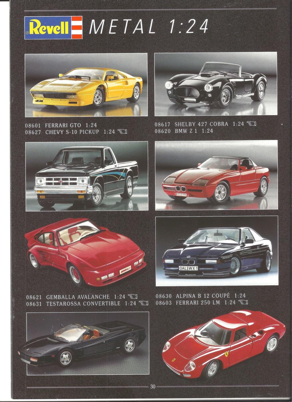 [REVELL 1995] Catalogue METAL miniatures 1995  Revell61