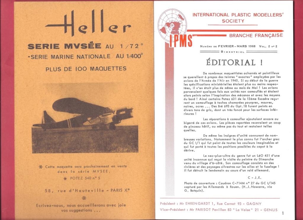 les achats de Jacques - Page 42 Revue123