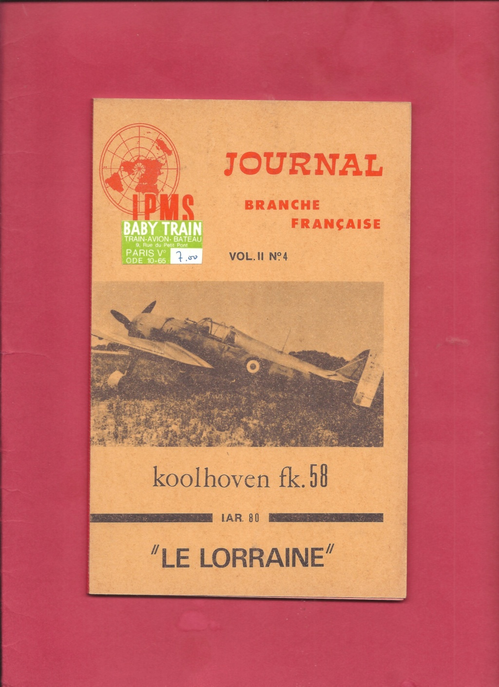 les achats de Jacques - Page 42 Revue127