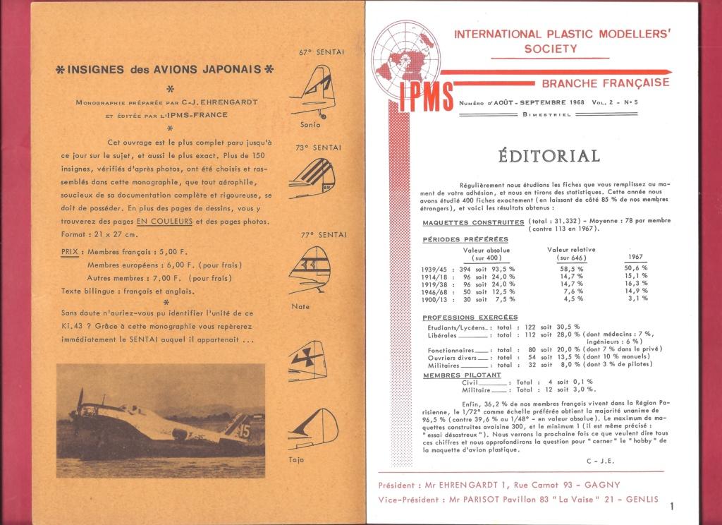 les achats de Jacques - Page 42 Revue132