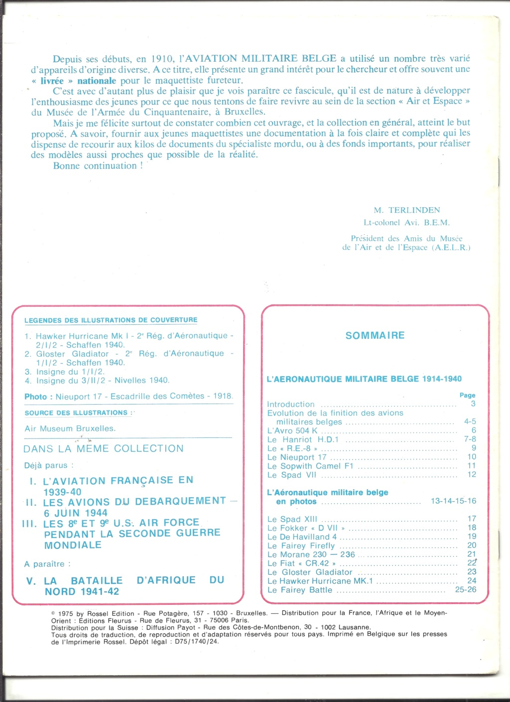 rubrique hommage  à Mister Kit  - Page 17 Revue268