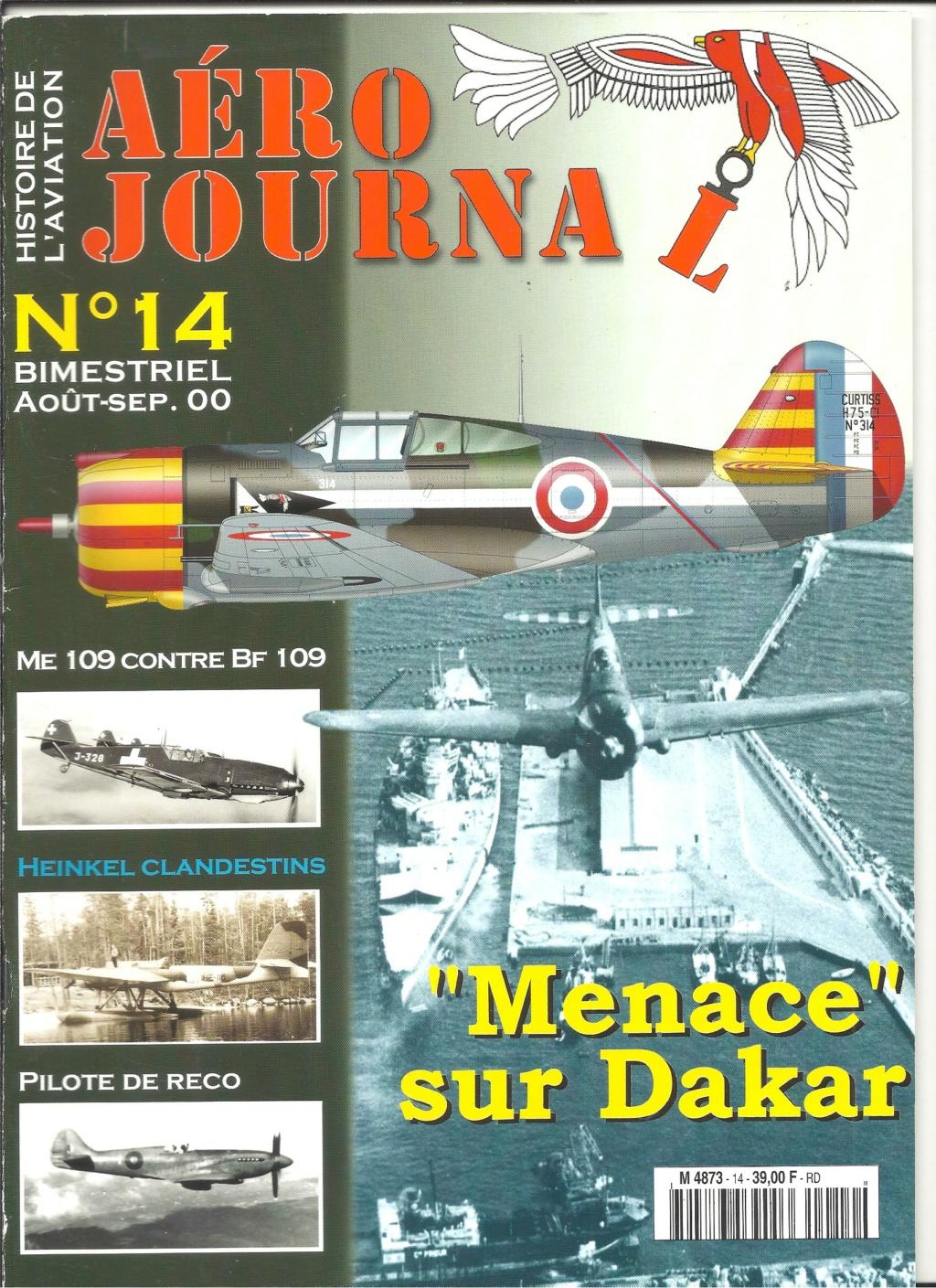 "ARADO Ar 196 A2 ""Aéronavale 1939"" Réf 241 Revue514"