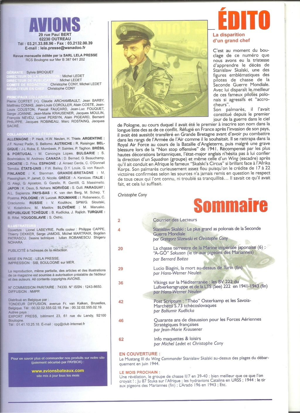 "ARADO Ar 196 A2 ""Aéronavale 1939"" Réf 241 Revue531"