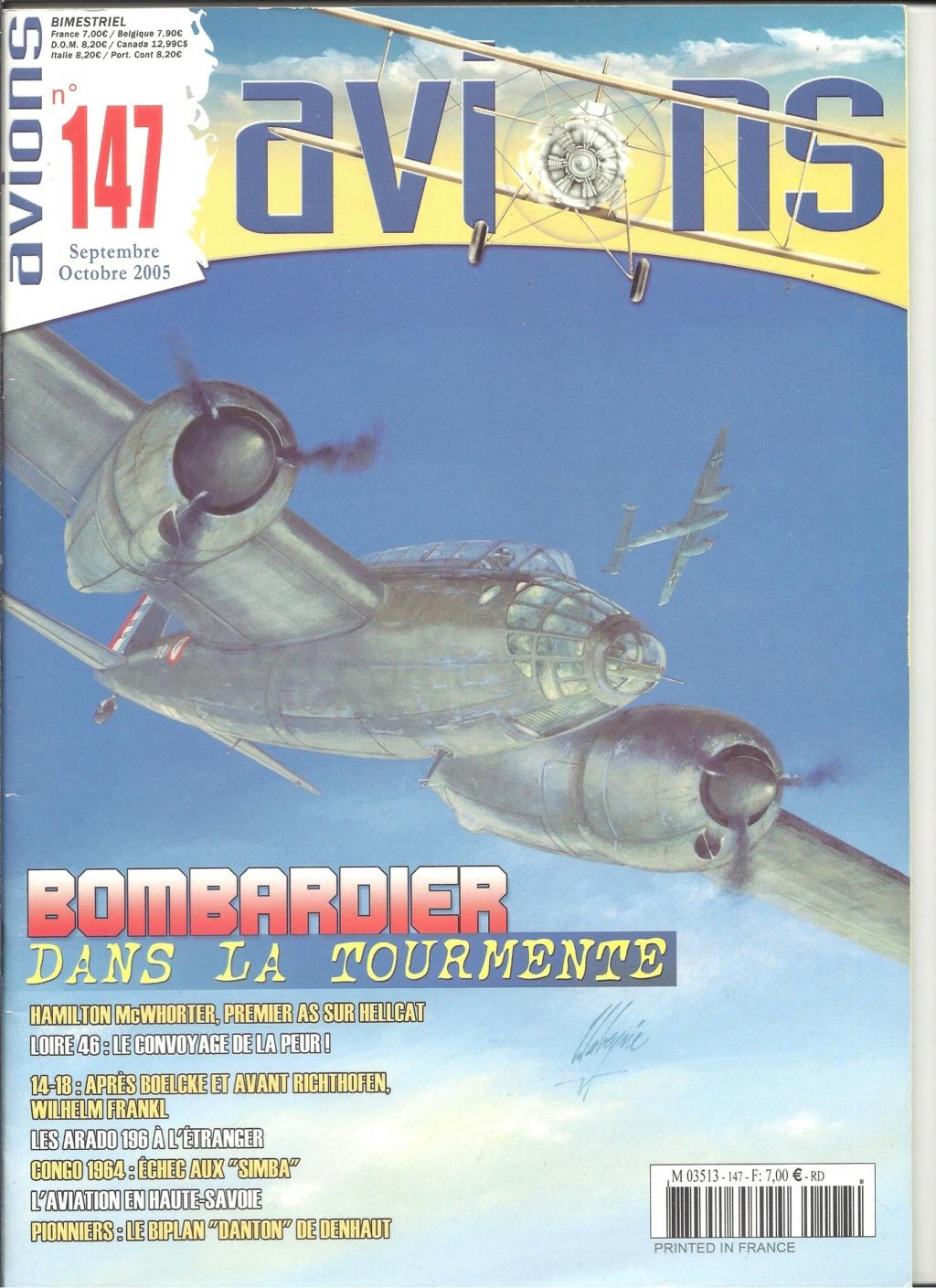 "ARADO Ar 196 A2 ""Aéronavale 1939"" Réf 241 Revue543"