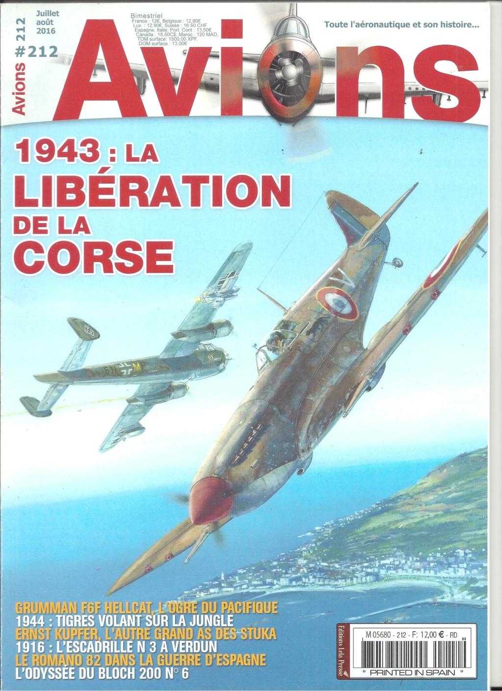 "ARADO Ar 196 A2 ""Aéronavale 1939"" Réf 241 Revue545"