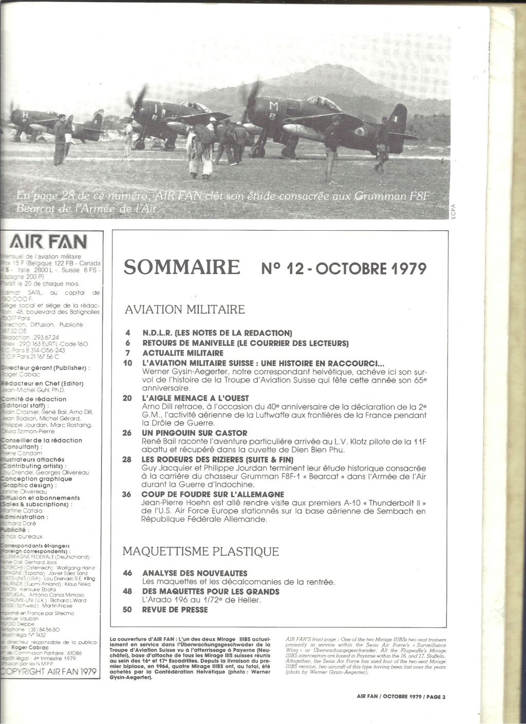 "ARADO Ar 196 A2 ""Aéronavale 1939"" Réf 241 Revue550"