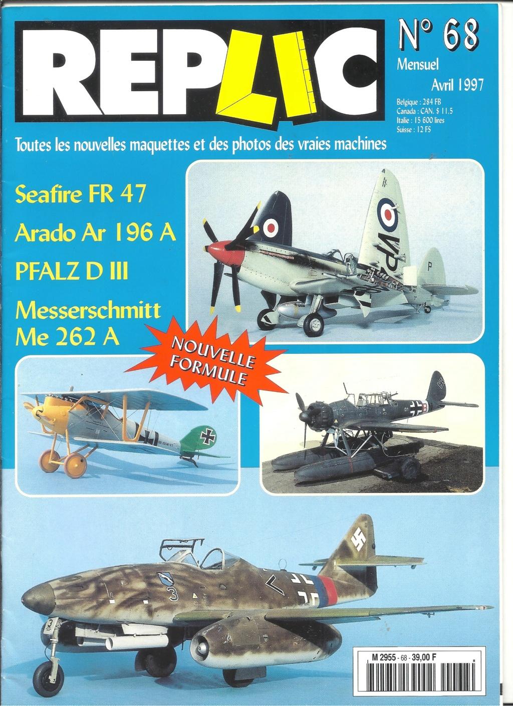 "ARADO Ar 196 A2 ""Aéronavale 1939"" Réf 241 Revue553"