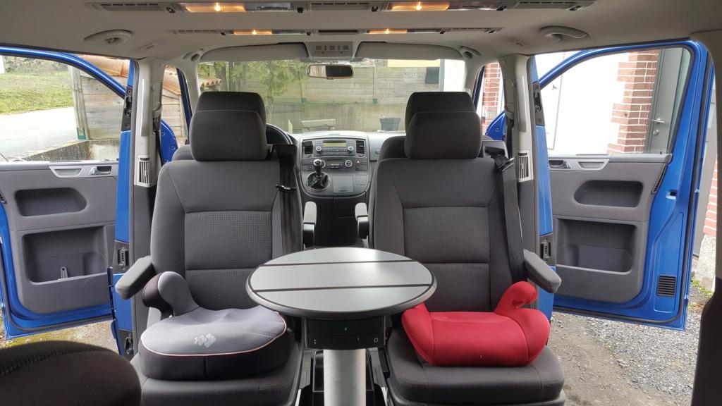 A vendre Multivan T5 2.5L TDI 131cv proche Nantes 20190221