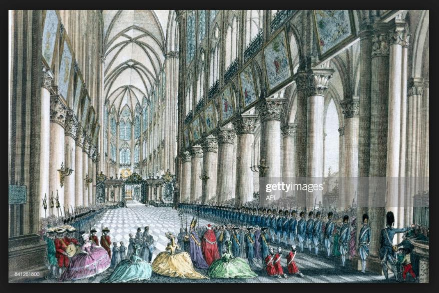 Marie-Antoinette à Notre Dame Zducz10