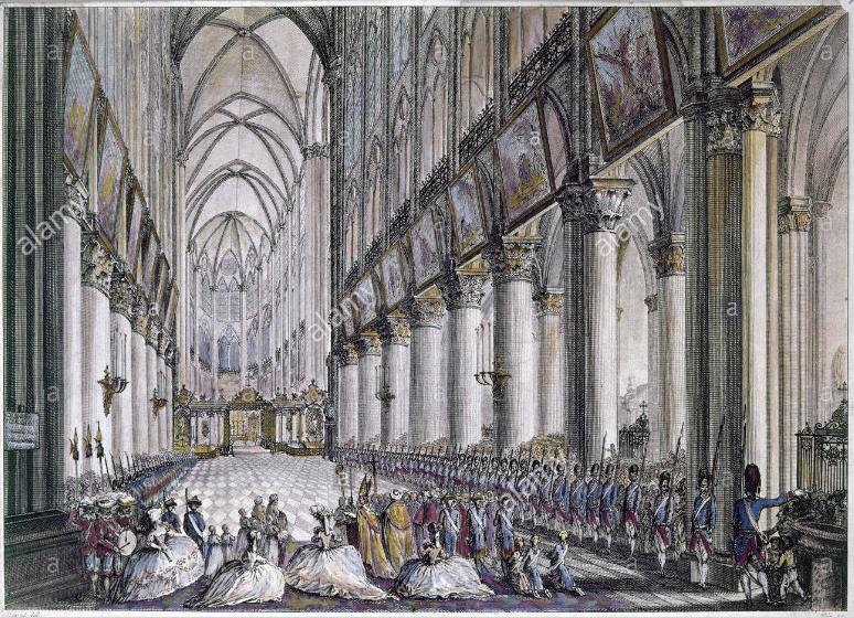 Marie-Antoinette à Notre Dame Zducz12