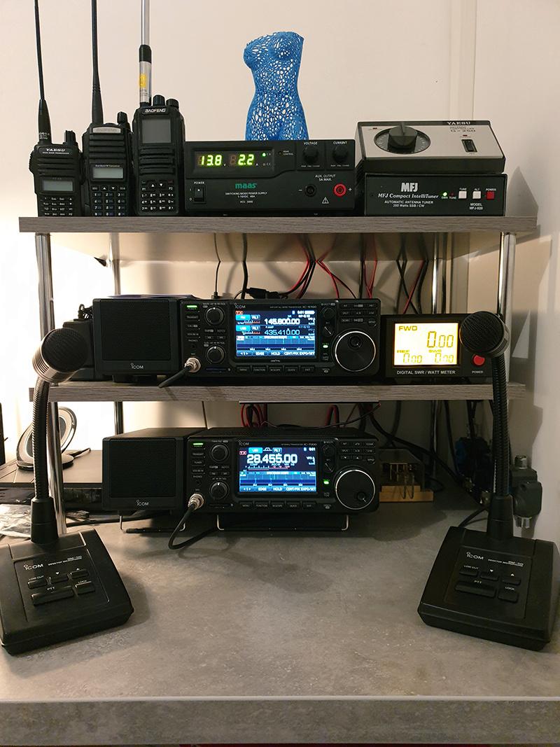 Icom IC-7300 Icom_710