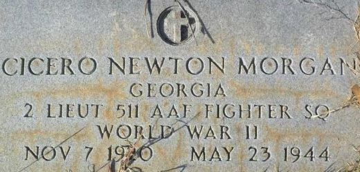 Le 23 mai 1944, un aviateur américain s'écrasait à Longny Cice10