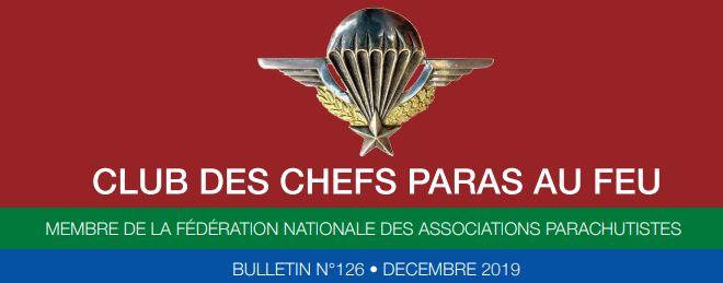 Club des Chefs de Section Para au Feu, décembre 2019 Parach11