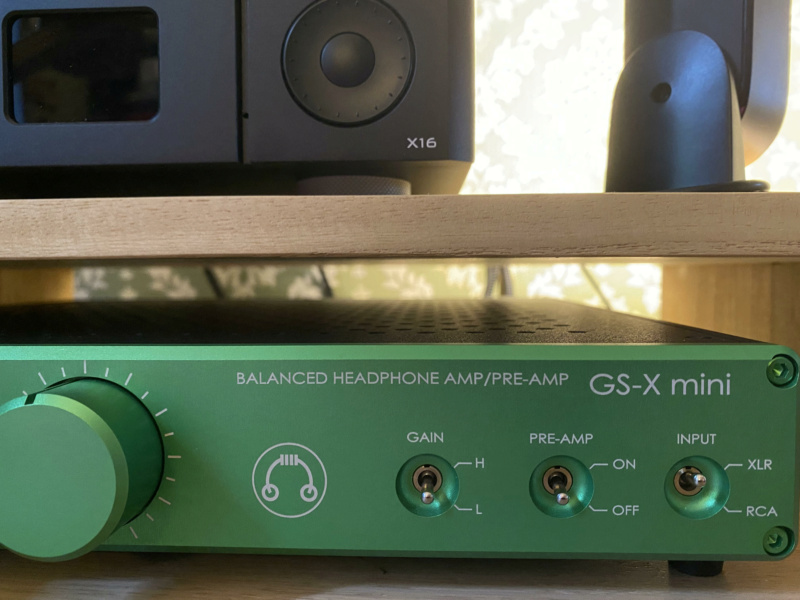 Rebel Audio - Class A Headphone Amp - 1 Watt su 32 Ohm - su specifiche open source AMB Laboratories Unname10