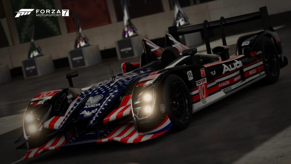 TORA 24 Hours of Le Mans Revisité - Media  83511