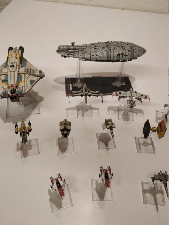 [Biete] Rebellen Flotte  Konvertierungsset und Grundspiel  16038910
