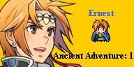 Ancient Adventure: 1 [Vx Ace] Ernest10