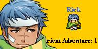 Ancient Adventure: 1 [Vx Ace] Rick10