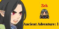 Ancient Adventure: 1 [Vx Ace] Zek10