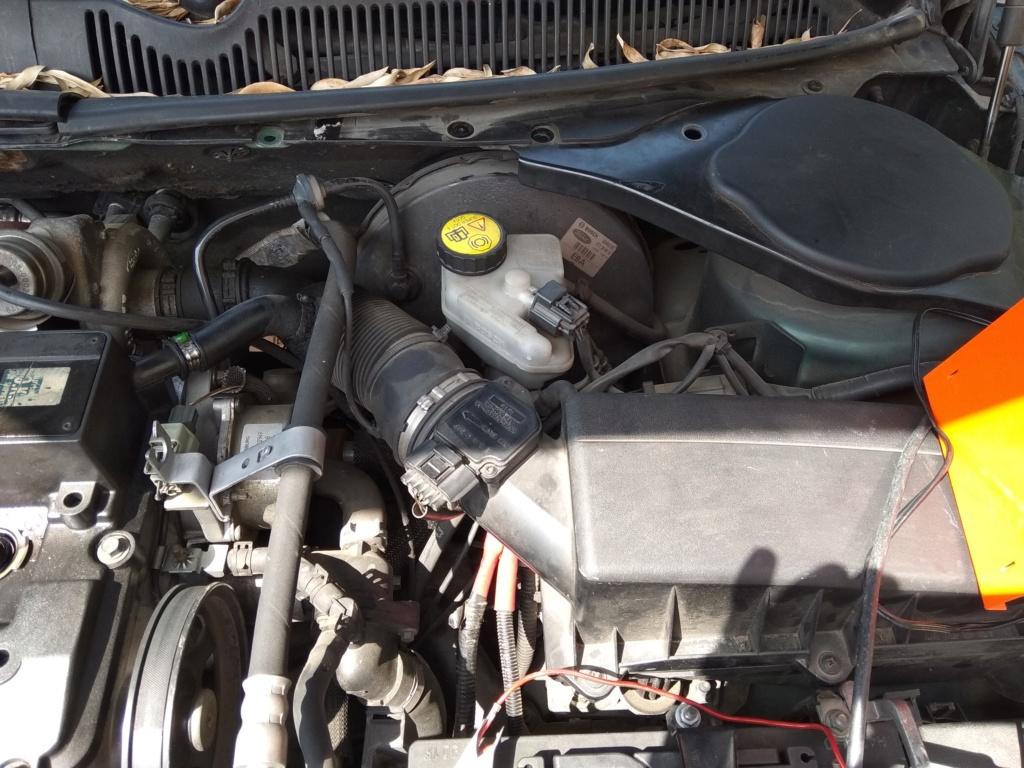 [Ford Mondeo III 2.0 115CV 2001] Catalyseur et sonde lambda O2 Img_2011