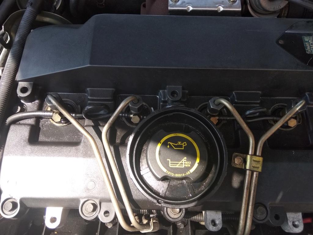 [Ford Mondeo III 2.0 115CV 2001] Catalyseur et sonde lambda O2 Img_2013