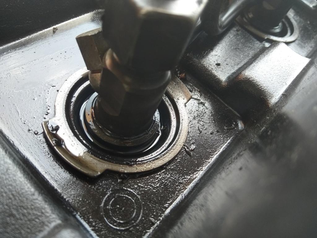 [Ford Mondeo III 2.0 115CV 2001] Catalyseur et sonde lambda O2 Img_2014