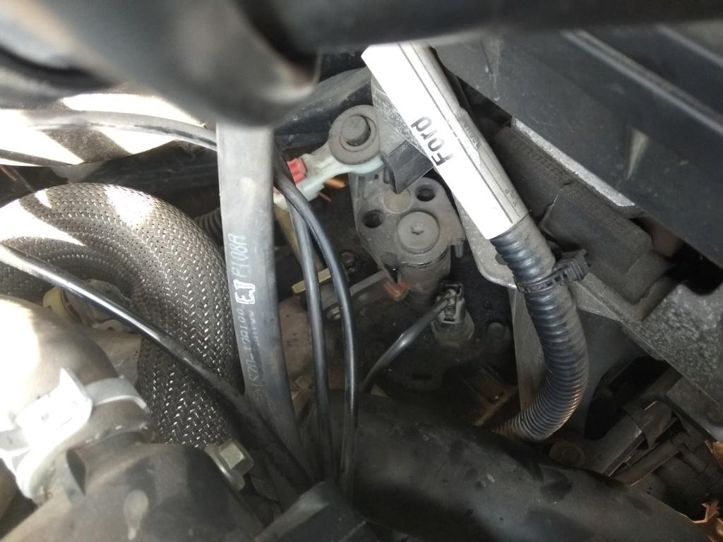 [Ford Mondeo III 2.0 115CV 2001] Catalyseur et sonde lambda O2 Img_2019