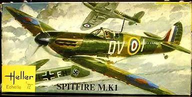 [Heller] Spitfire 1A -Fini. 16917210