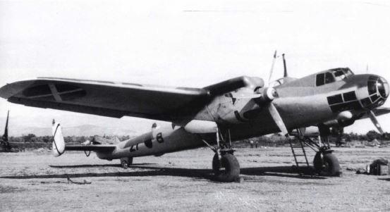 """(Airfix) Dornier 17 E """"Légion Condor"""" 1938. Captur17"""