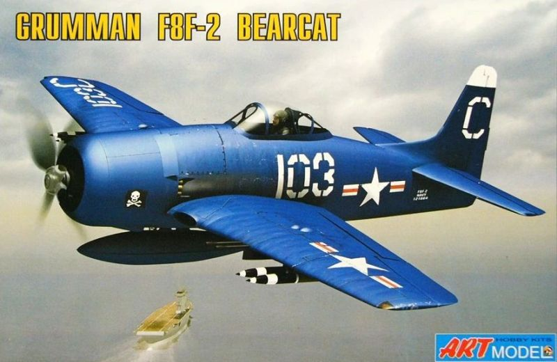 [Art Model] Grumman F8F Bearcat - GC I/9 Limousin en Indochine FINI P1100011