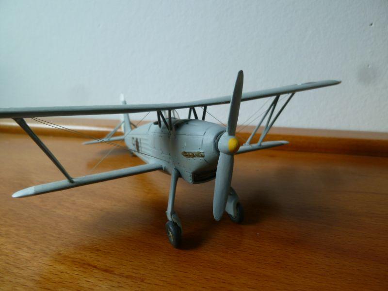 [Concours 2019 - 1] - [HUMA-Modell] Arado AR 68E - Page 2 P1110734