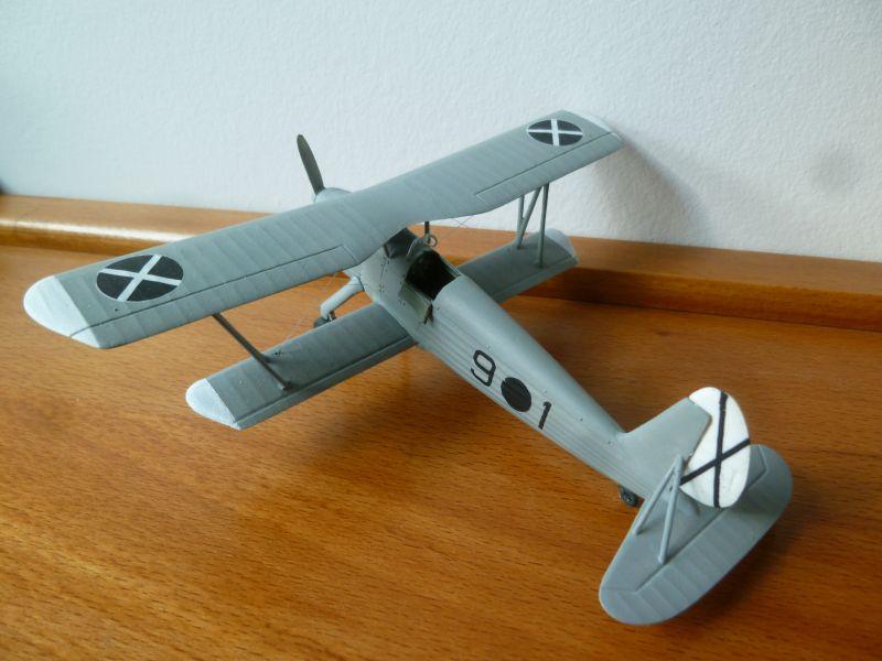 [Concours 2019 - 1] - [HUMA-Modell] Arado AR 68E - Page 2 P1110737