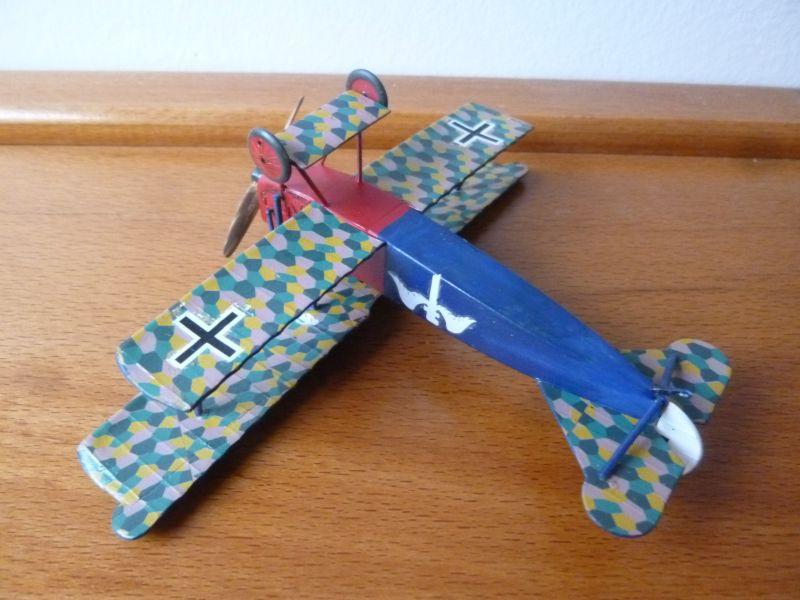 [ESCI] Fokker D.VII - Jasta 15 - Hpt Rudolf Berthold - juin 1918 P1110846
