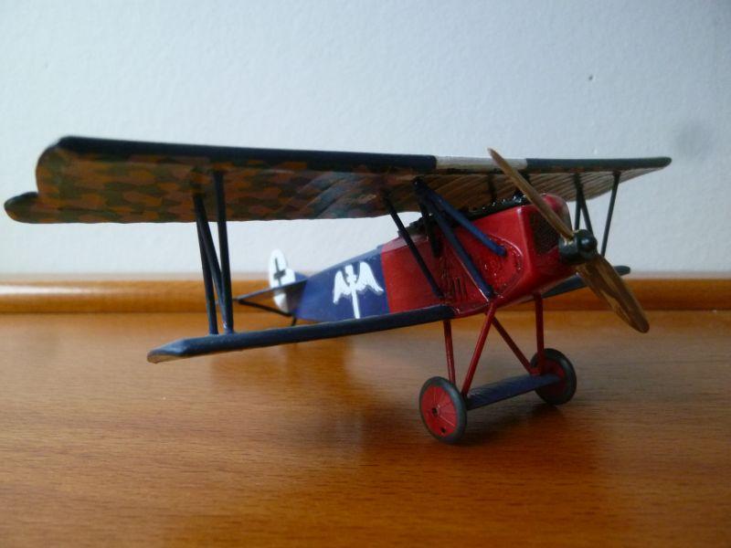 [ESCI] Fokker D.VII - Jasta 15 - Hpt Rudolf Berthold - juin 1918 P1110847