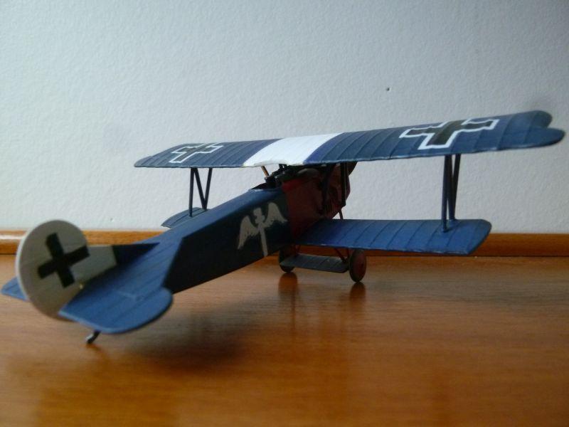 [ESCI] Fokker D.VII - Jasta 15 - Hpt Rudolf Berthold - juin 1918 P1110848