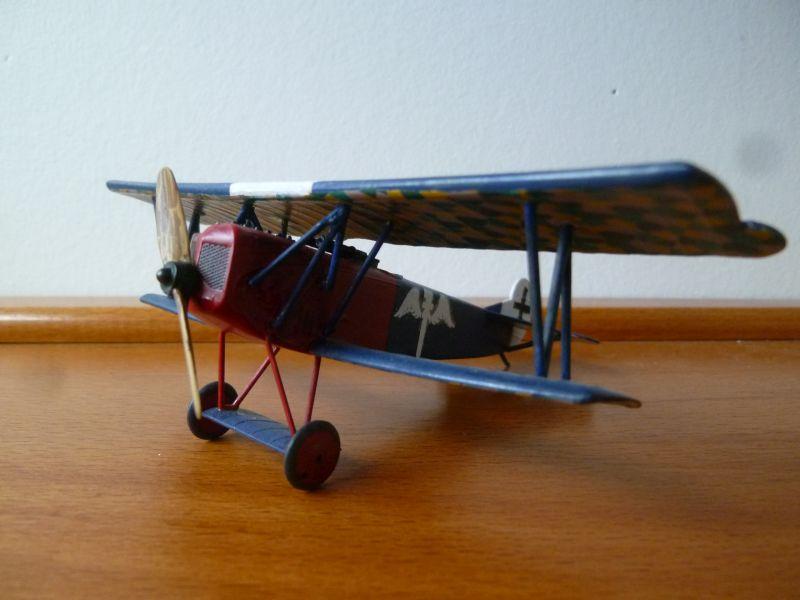 [ESCI] Fokker D.VII - Jasta 15 - Hpt Rudolf Berthold - juin 1918 P1110850