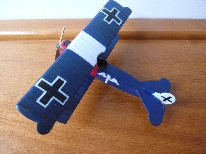 [ESCI] Fokker D.VII - Jasta 15 - Hpt Rudolf Berthold - juin 1918 P1110851