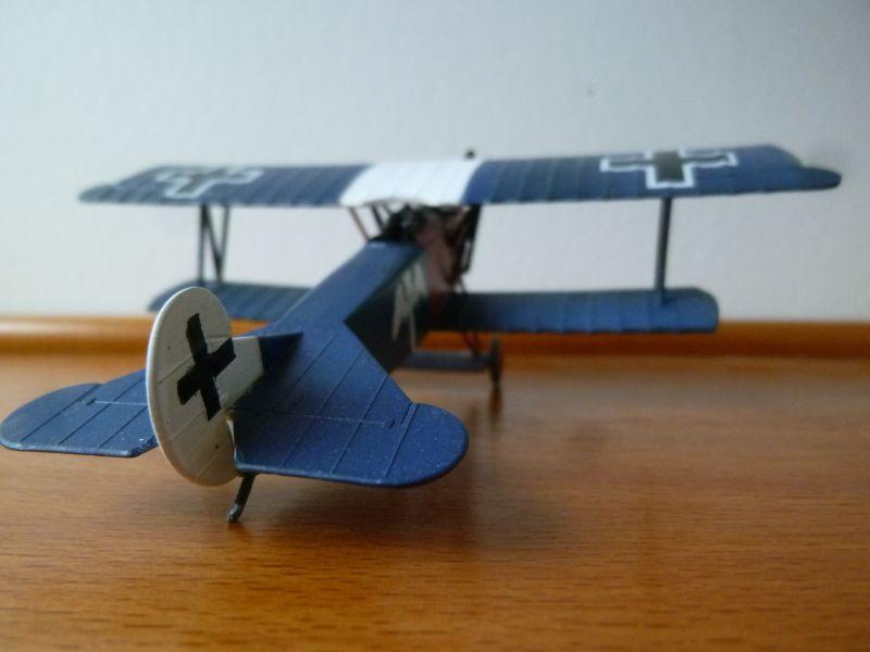 [ESCI] Fokker D.VII - Jasta 15 - Hpt Rudolf Berthold - juin 1918 P1110852