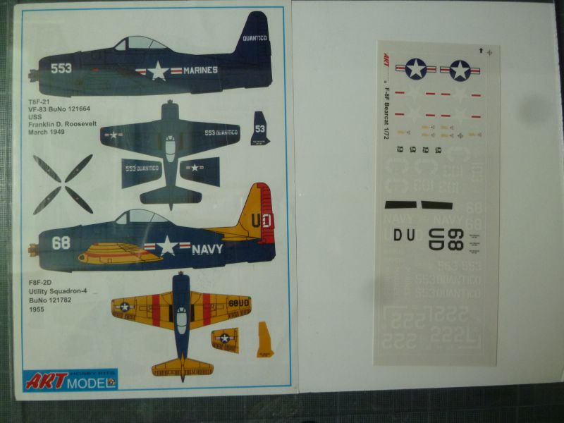 [Art Model] Grumman F8F Bearcat - GC I/9 Limousin en Indochine FINI P1120560