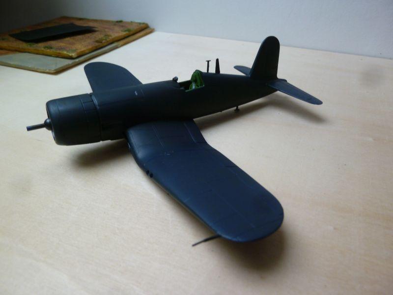 [Italeri] Chance-Vought Corsair AU-1 - Flotille 14F - Dien Bien Phu - 7 mai 1954 P1140029