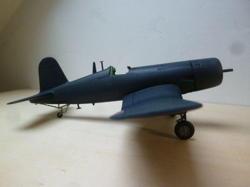 [Italeri] Chance-Vought Corsair AU-1 - Flotille 14F - Dien Bien Phu - 7 mai 1954 P1140030