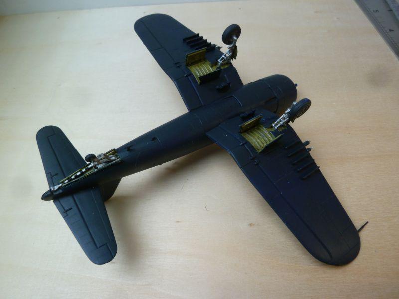 [Italeri] Chance-Vought Corsair AU-1 - Flotille 14F - Dien Bien Phu - 7 mai 1954 P1140032