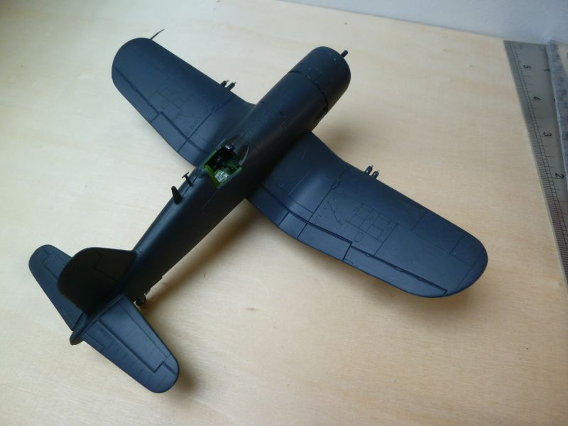 [Italeri] Chance-Vought Corsair AU-1 - Flotille 14F - Dien Bien Phu - 7 mai 1954 P1140033
