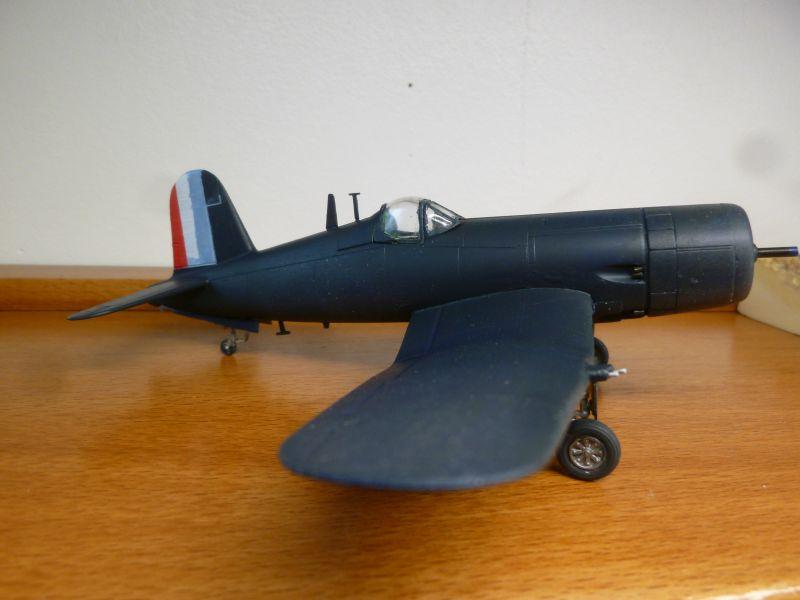 [Italeri] Chance-Vought Corsair AU-1 - Flotille 14F - Dien Bien Phu - 7 mai 1954 P1140041